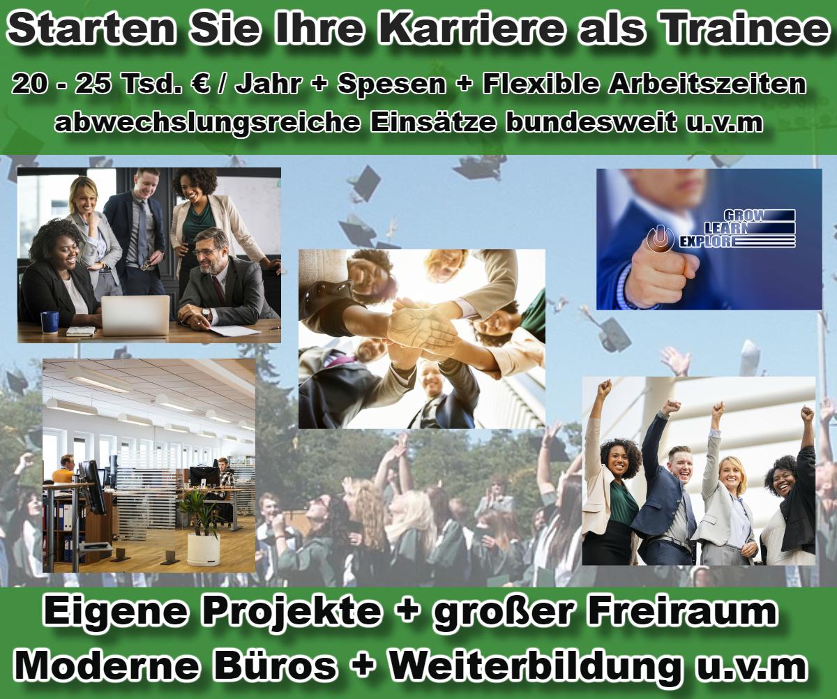 Trainee (m/w/d) Kiel Bundesweit