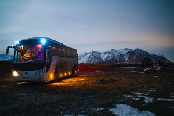 Fernbusfahrer Busfahrer Job