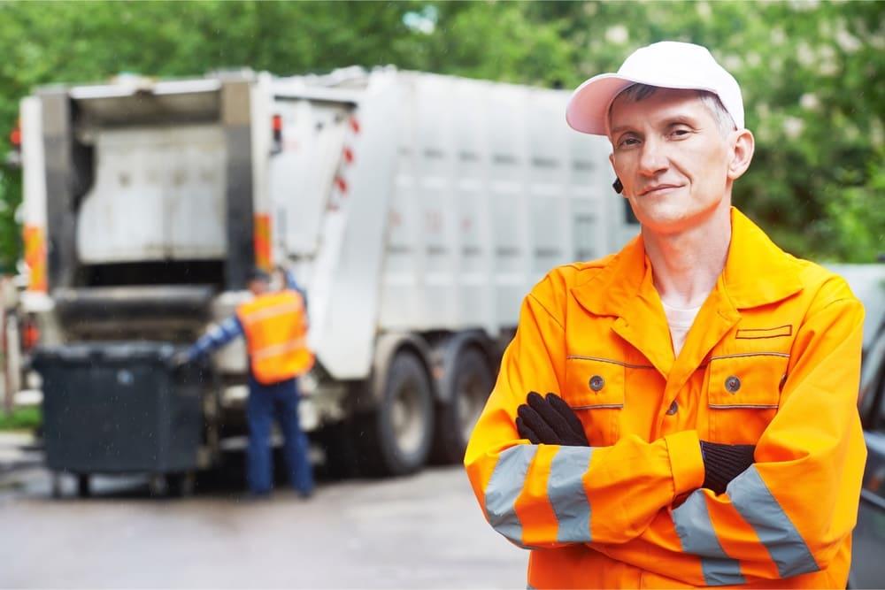 LKW Fahrer Kraftfahrer Entsorgung Berufskraftfahrer