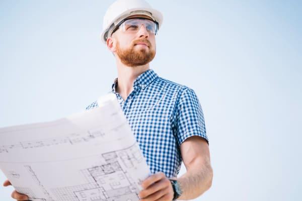 Bauleiter Oberbauleiter Baubranche Job Stelle